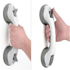Bathroom Safety Handle Shower Support Grab Bar Grip Suction Cup Tub Bath Hot