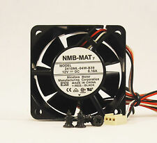60mm 25mm New Case Fan 12V PC 19CFM Ball Brg 3pin CPU Computer Cooling 300*