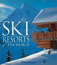 Top Ski Resorts of the World-ExLibrary