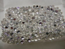 36 swarovski crystal 3/4 flatback disco balls,6mm vitrail light Z #4861