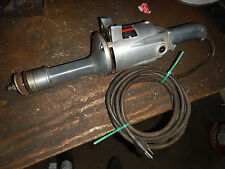 VINTAGE MILWAUKEE 5200 END GRINDER LONG NECK GRINDING MACHINE