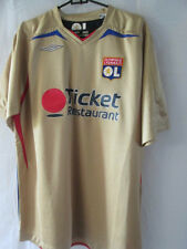 Olympique Lyon 2006-2007 Third Football Shirt Large /12072