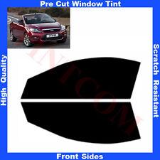 Pellicola Oscurante Vetri Auto Anteriori per Ford Focus Cabrio 07-10 da 5% a 70%