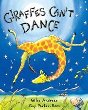 Giraffes Can't Dance (Brand New Paperback) Giles Andreae