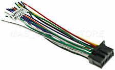 WIRE HARNESS FOR PIONEER SPHDA120 SPH-DA120 *PAY TODAY SHIPS TODAY*