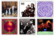 HEROES DEL SILENCIO 6 IMANES DE NEVERA LP COVERS FRIDGE MAGNET