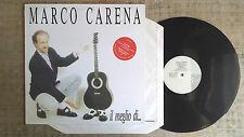 Marco Carena – Serenata (Il Meglio Di...) - LP