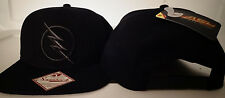 The Flash Zoom DC Comics Snap Back Black Hat Nwt