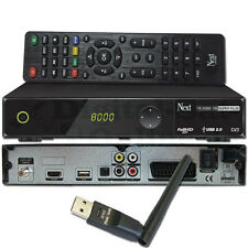► Next ye-2000 HD cis plus CR Full HD sat Receiver USB PVR + ye2000 WLAN