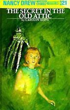 The Secret in the Old Attic (Nancy Drew, Book 21) by Keene, Carolyn