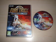 EURO TRUCK SIMULATOR 2 GOLD ~ PC GAME PC DVD-ROM