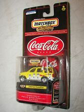 MATCHBOX COLLECTIBLES 92472 COCA-COLA 1998 FORD EXPEDITION 1:64 Scale 1999
