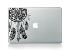 """Feather Pattern Vinyl Sticker Decal Skin Cover For Apple Macbook Pro 15"""" Laptop"""