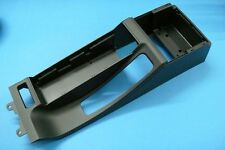 original BMW E46 Centre Console NEW console black WITH TIME