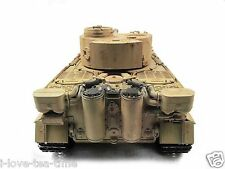 Mato 2.4Ghz 1/16 Scale Complete Metal Tank Tiger 1 RTR With BB Pellet Yellow