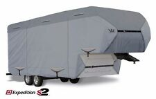 S2 Expedition Premium 5th Fifth Wheel / Toy Hauler RV Cover fits 37'-38' Length