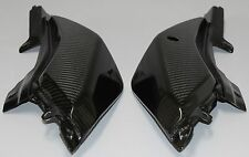 Aprilia Shiver 750 2007-2009 Side Fairings - Carbon Fiber