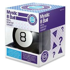 Retro Magic Mystic 8 Ball Decision Making Fortune Telling Cool Toy Gift Boxed