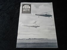 Air Training Corps Gazette - Oct 1945 - Bristol Radial Engine & Zeke