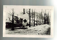 Mint 1919 WW 1 Germany LuftwaffeFighter Planes Real picture postcard In Paris
