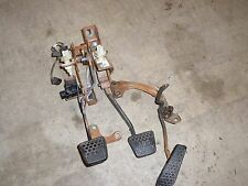 97 Camaro Firebird T56 CLUTCH PEDAL ASSEMBLY brake GAS 93 02 LS1 T5 LT1 Trans Am