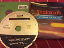 Shakatak - Down On The Street (Germany CD Spectrum Music)