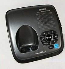 Uniden Digital Answering System Base ONLY Dect No Charger 6.0 D1480 DECT1480