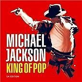 CD ALBUM - Michael Jackson - King of Pop (2008) - The very Best of