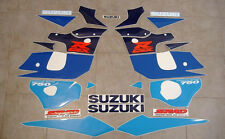 GSX-R 750 SRAD 1998 full decals stickers graphics kit set 98 наклейки adhesivos