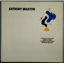 ANTHONY BRAXTON – 3 Record set BOX SET 1974 LP