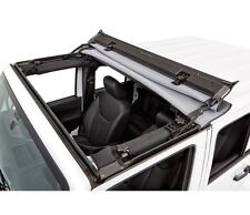 Sunroof - Bestop Black Twill Sunrider Sunroof for Wrangler JK with Hardtop