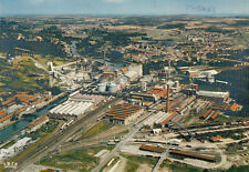 DOMBASLE-SUR-MEURTHE vue aérienne des usines Solvay