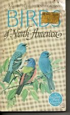 Golden Guide to Birds Book North American Birds Field Identification Larger