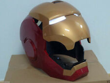 IRON MAN 1:1 COSTUME MARK 7 MK7 MASK HELMET FOR COSPLAY PROPS DECORATION NEW