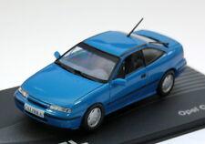 Opel Calibra V6 Coupé - Modell Bj. 1994-1997, M. 1:43, blaumetallic