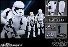 STAR WARS Force Awakens EP.VII First Order Stormtrooper Figure Hot Toys SIDESHOW