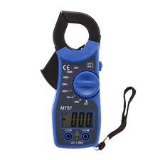 LCD A/DC Digital Voltmeter Ammeter Ohmmeter Multimeter Volt Tester MT-87 Blue TR