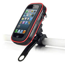 Water-Resistant Bike Holder for iPhone 5 by Shocksock
