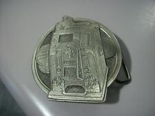 VINTAGE BELT BUCKLE 1935 JENNINGS CHIEF SLOT MACHINE