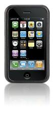 Belkin Leather Laminate Hard Case for All iPhone 3G & 3Gs + Free Screen Overlay
