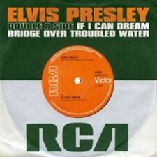 If I Can Dream/Bridge Over Troubled Water [Single] by Elvis Presley (Vinyl,...