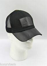 ARMANI EXCHANGE A|X BASEBALL TRACKER HAT ONE SIZE BRAND NEW AUTENTIC