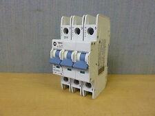 Allen-Bradley 1489-A3D060 6A 3 Pole Circuit Breaker 480Y/277V (11628)