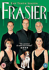 Frasier - Series 10 (DVD, 2008, Box Set)