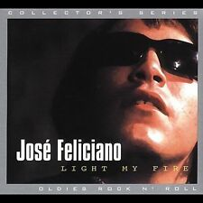 Light My Fire; Jose Feliciano 2004 CD, Chicano Soul, Folk, Jazz, Synergy Ent New
