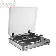 Audio Technica AT-LP60 Fully Automatic USB Belt Drive Turntable (ATLP60)