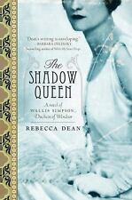 The Shadow Queen: A Novel of Wallis Simpson, Duchess of Windsor-ExLibrary