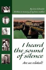 I heard the sound of silence: Are we related?