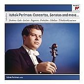 Itzhak Perlman - Itzhak Perlman plays Concertos and Sonatas (CD)
