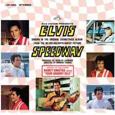 Elvis Presley - SPEEDWAY - 2x FTD CD - IN STOCK NOW *************